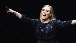 Adele được Music Biz 2017 vinh danh là