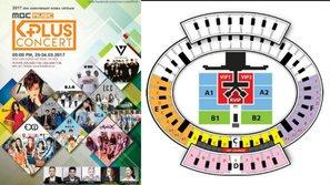 """Fan Việt """"kêu trời"""" vì vé concert của EXID, Apink, Seventeen tại Hà Nội quá đắt và mở bán quá trễ"""