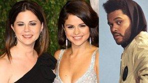Mẹ Selena Gomez mong con gái mau chóng chia tay The Weeknd