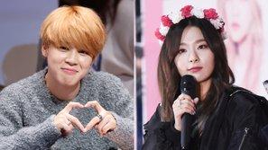 Netizen lại tìm thấy nhiều bằng chứng về nghi án hẹn hò của Jimin (BTS) và Seulgi (Red Velvet)