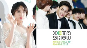 Hani, TWICE, BTOB và Seventeen được vinh danh tại Giải thưởng Truyền hình cáp Hàn Quốc 2017