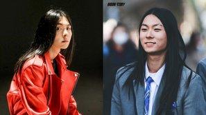 """""""Chàng trai tóc dài"""" của Produce 101 mùa 2 được netizen ủng hộ là người chiến thắng"""