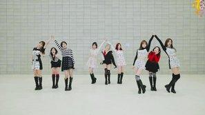 Twice giành vị trí số 1 trên Inkigayo sau khi lập kỷ lục 50 triệu view mới