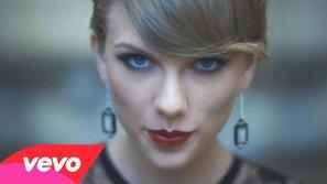 Taylor Swift trở thành nghệ sĩ nữ đầu tiên có MV đạt 2 tỷ view trên VEVO