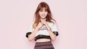 Jihyo (TWICE) là idol tiếp theo của JYP phải tạm ngưng hoạt động vì vấn đề sức khỏe