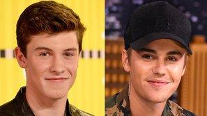 Justin Bieber vuột mất giải thưởng lớn vào tay Shawn Mendes