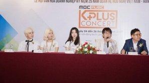 BTC concert có Noo Phước Thịnh, EXID, Apink... tuyên bố không giảm giá vé