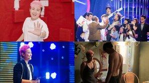 """Những bức ảnh khắc họa trọn vẹn nhất sự nghiệp 9 năm của """"chàng trai tóc hồng"""" Thanh Duy"""