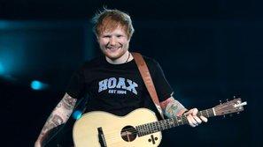 Ed Sheeran trở thành nghệ sĩ nam có album solo bán chạy nhất Anh Quốc