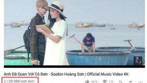 """2 triệu view sau ngày đầu ra mắt, Soobin lại sắp """"công phá"""" Vpop"""