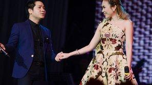 Mỹ Tâm, Trọng Tấn bày tỏ cảm kích khi hát chung cùng nhau