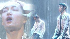 """Cùng biểu diễn dưới màn mưa trắng xóa, EXO và Crush ai """"tỏa nhiệt"""" hơn?"""