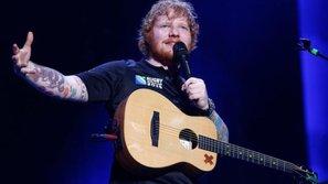 """Nhờ """"Divide"""", Ed Sheeran tiếp tục không có đối thủ tại thị trường Anh quốc"""