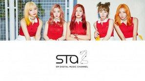 SM Station mùa 2 khởi động, Red Velvet lên sàn đầu tiên
