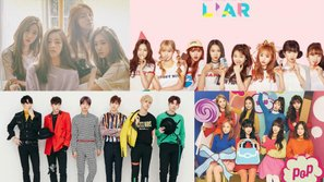 Chùm tin mùa comeback: Girl's Day, Lovelyz, Oh My Girl, VIXX