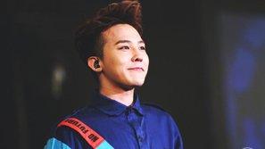 G-Dragon (Big Bang) đăng SNS: