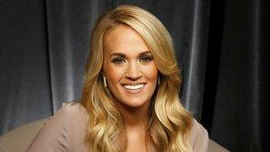 """""""Cô thôn nữ"""" hát nhạc đồng quê -Carrie Underwood"""