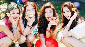 """Girl's Day lần đầu tiết lộ ca khúc mới """"I'll Be Yours"""" trên sóng truyền hình"""