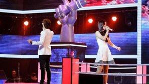 Tập 7 The Voice: Hotgirl Hàn Quốc bị mắng nhưng vẫn được Noo Phước Thịnh chọn