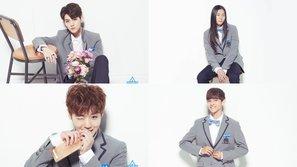 """Bảng xếp hạng tạm thời """"Produce 101"""": Vị trí dẫn đầu vẫn là những cái tên quen thuộc"""