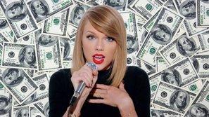 Với thu nhập khủng,Taylor Swift có thể mua những gì?