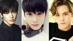 """Top 8 chàng tân binh giúp fan Kpop củng cố niềm tin vào visual của dàn """"nam thần thế hệ mới"""""""