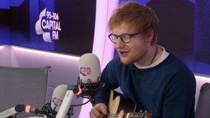 """""""Shape Of You"""" tiếp tục thống trị trên bảng xếp hạng các single tại Anh"""