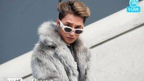 Sơn Tùng xuất hiện cực ngầu tại Seoul Fashion Week