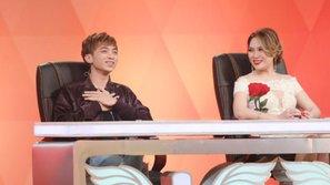 Soobin Hoàng Sơn thú nhận là fan của Mỹ Tâm từ nhỏ trên ghế nóng