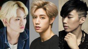 Tuyển tập 16 kiểu tóc kinh điển của sao nam Hàn Quốc