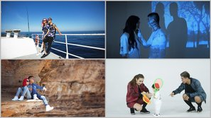Nhìn lại 4 năm yêu nhau của Cường Seven và MLee qua những MV đóng chung tình cảm