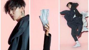 """""""Hiệu ứng G-Dragon"""" giúp Nike cháy hàng dòng giày mới chỉ trong 1 phút"""