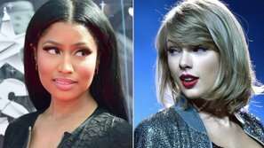 Vượt Taylor Swift, Nicki Minaj lập kỷ lục khủng trên Billboard Hot 100