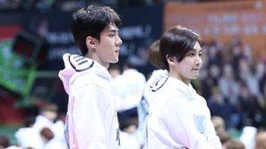 Sehun (EXO) hài hước giải thích khoảnh khắc nhầm lẫn Jeonghan (SEVENTEEN) thành Johnny (NCT)