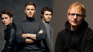Xuất hiện đối thủ mới của Ed Sheeran trên Official Albums Chart
