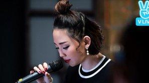 Ngoài SFW, Tóc Tiên cũng tham gia ghi hình 1 chương trình tại Hàn Quốc