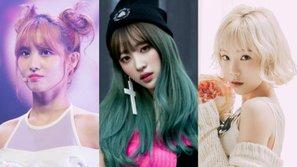 Khám phá 16 kiểu tóc quen thuộc của sao nữ Hàn Quốc