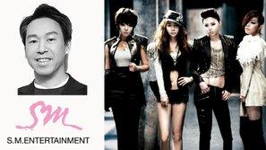 SM Entertainment thâu tóm thành công Brown Eyed Girls