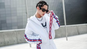 Fan lại tranh cãi vì kểu tóc tết của Sơn Tùng tại Seoul Fashion Week