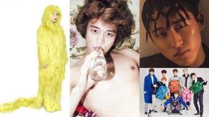 Hài hước: Những tấm hình sai quá sai, ước gì đừng tồn tại trong sự nghiệp sao Hàn