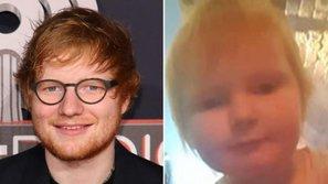 Ed Sheeran lên tiếng đáp trả vụ có quan hệ huyết thống với bé gái 2 tuổi