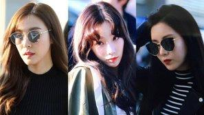 5 mẩu SNSD còn lại lên đường tái ngộ với Sunny, Sooyoung và Yuri tại Việt Nam