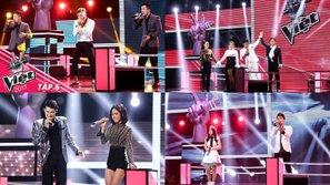 Điểm lại những màn loại trừ gây tranh cãi tại The Voice 2017