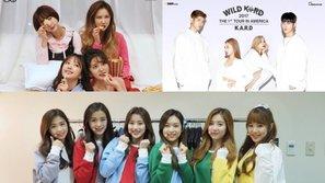 Loạt sao Kpop comeback, debut vào tháng 4 này