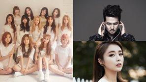 Netizen bất ngờ khi có quá nhiều sao Kpop xuất hiện trong sự kiện của trường học ở tỉnh