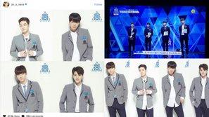 Lizzy, Nana và Jung Ah kêu gọi ủng hộ cho NU'EST tại Produce 101 mùa 2