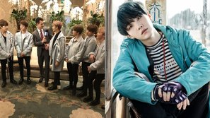 Đài truyền hình Mỹ hứng chịu sự giận dữ từ ARMY vì cắt Suga ra khỏi ảnh nhóm của BTS