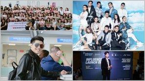 Noo Phước Thịnh cùng học trò The Voice sẵn sàng công phá Influence Asia
