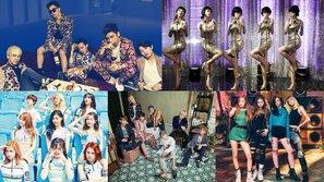 Điểm danh 10 sân khấu live trên các show âm nhạc sở hữu lượt view