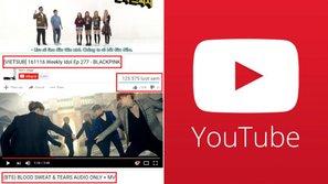 """YouTube giáng """"đòn tử"""" vào những kẻ chuyên đăng lậu MV và TV show để trục lợi"""